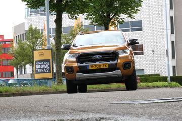 Ford Ranger Wildtrak – Achteruitkijkspiegel