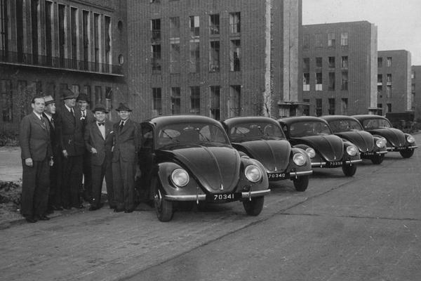 Volkswagen 70 jaar in Nederland
