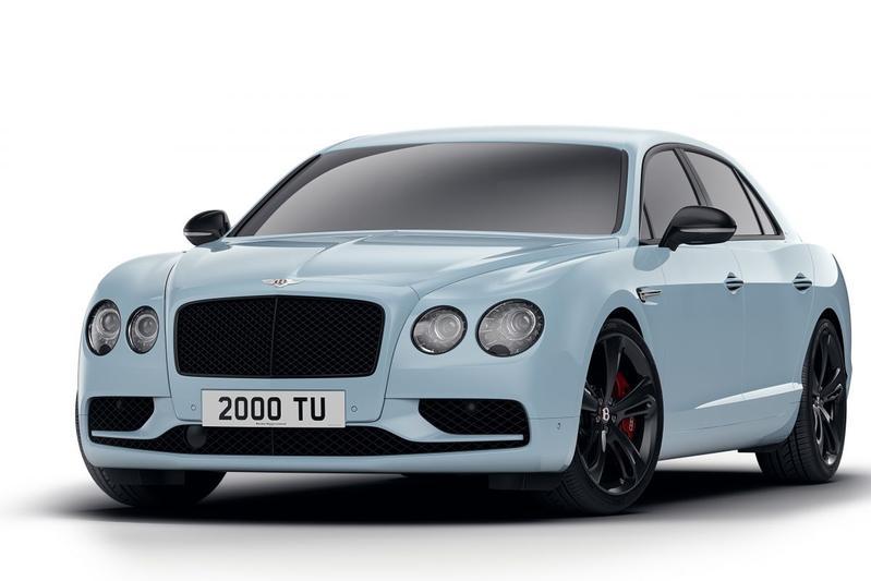 Bentley Flying Spur V8 S als Black Edition
