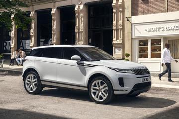 Dít kost de Land Rover Range Rover Evoque