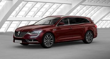 Renault Talisman Estate dCi 110 Intens (2016)