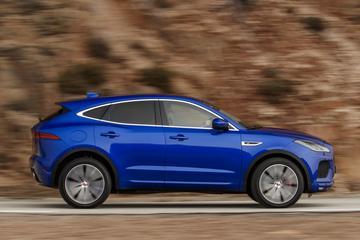Motorenlijst Jaguar E-Pace uitgebreid