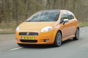 Fiat Grande Punto 1.4 TJet - 2007 - 356.512 km - Klokje Rond
