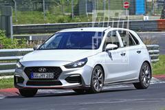 Hyundai i30 N-Line zonder plakkers