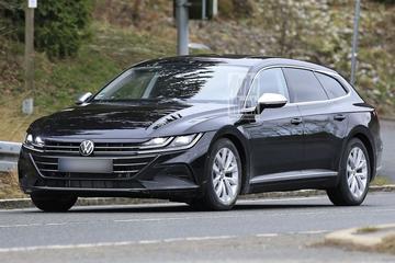 Volkswagen Arteon Shooting Brake praktisch plakkerloos