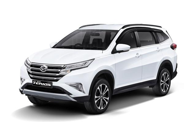 Onthuld: nieuwe Daihatsu Terios