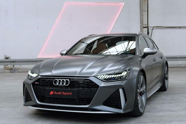 Audi RS6 Avant - Eerste kennismaking