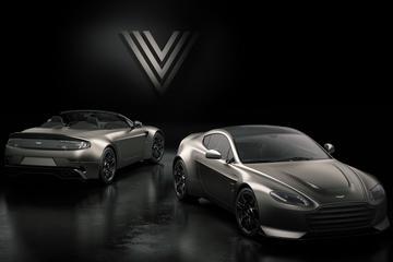 Aston Martin zwaait Vantage uit met V600