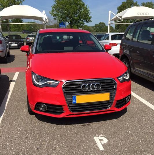 Audi A1 1.4 TFSI 119g Ambition (2011)