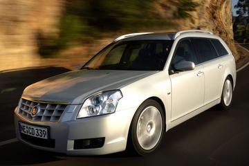 Afgestoft: Cadillac BLS