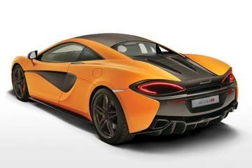 McLaren 570S duikt te vroeg op