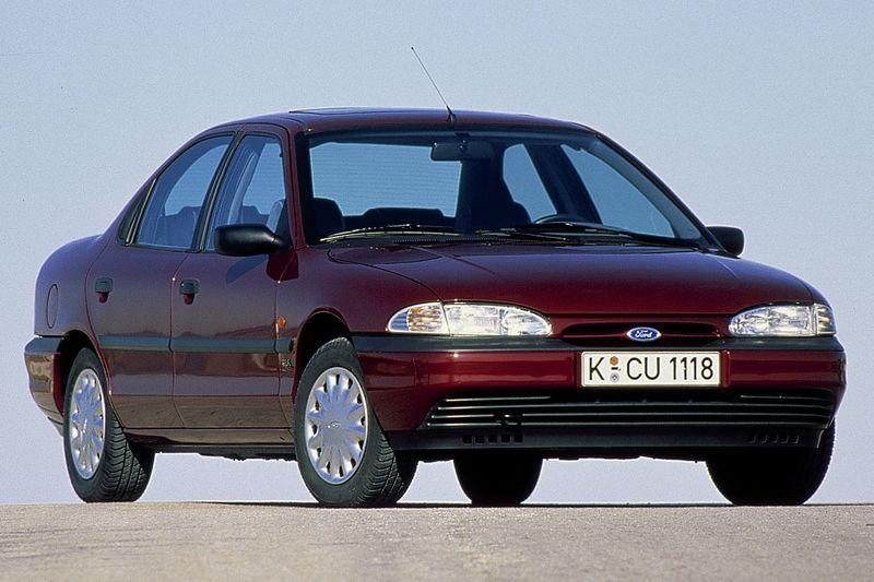 Ford Mondeo 2.5i V6 GT (1994)