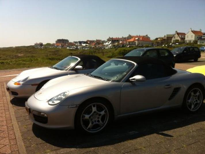 Porsche Boxster (2005)