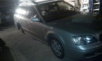 Subaru Legacy Touring Wagon 2.0 GL AWD (2000)