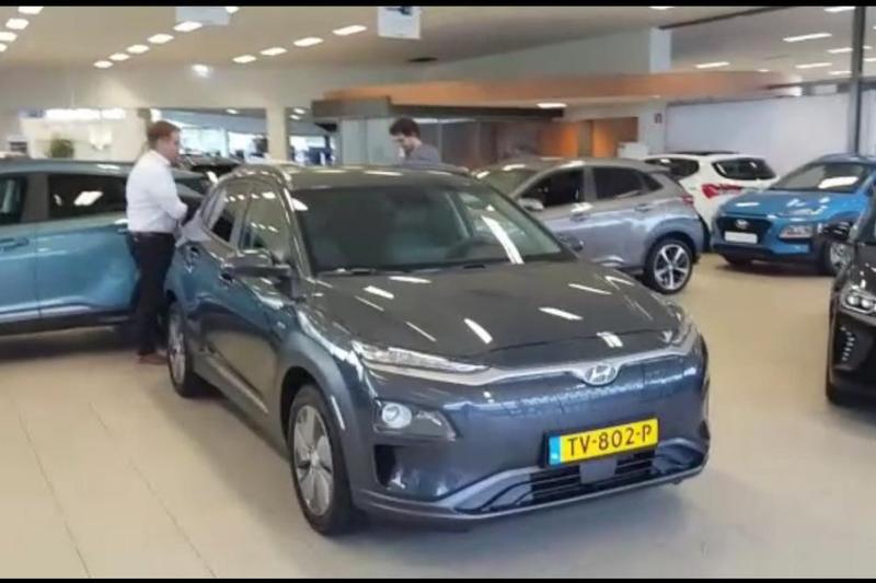 Hyundai Kona Electric Premium (2018)