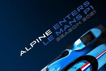 Alpine in hoogste klasse World Endurance Championship