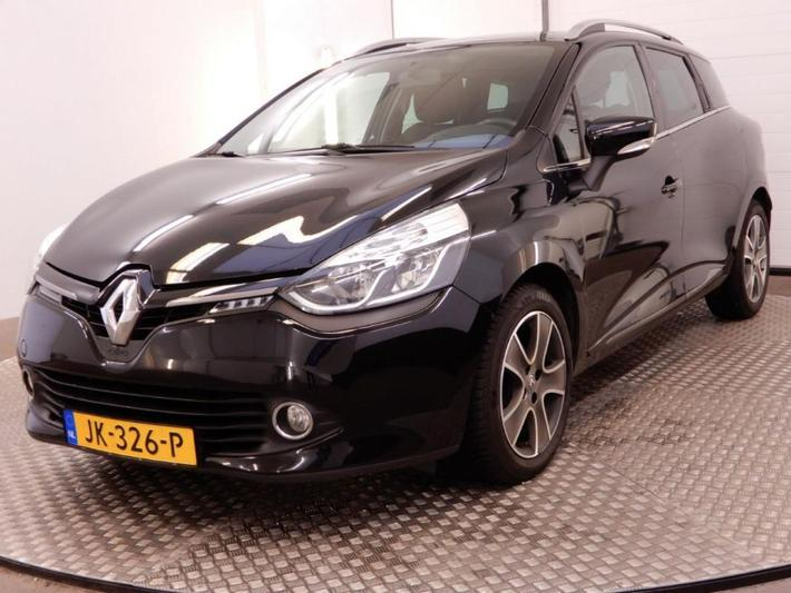 Renault Clio Estate dCi 90 Energy Limited (2016)