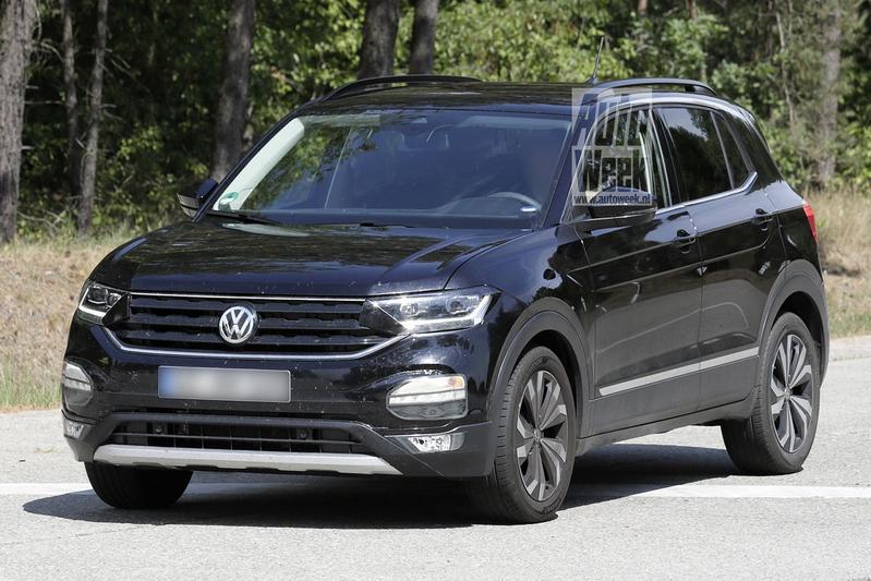 Volkswagen T-Cross bijna plakkerloos