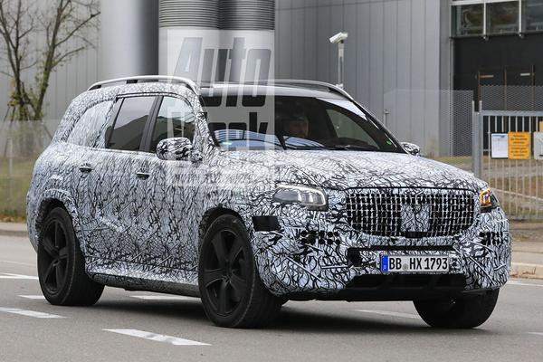 'Nog dit jaar Maybach-variant van Mercedes-Benz GLS'