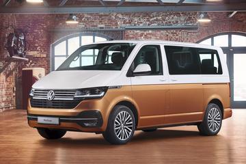 Volkswagen Multivan onder het mes