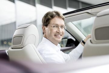 Interview - Ola Källenius - Directeur R&D Mercedes-Benz