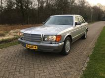 Mercedes-Benz 500 SE