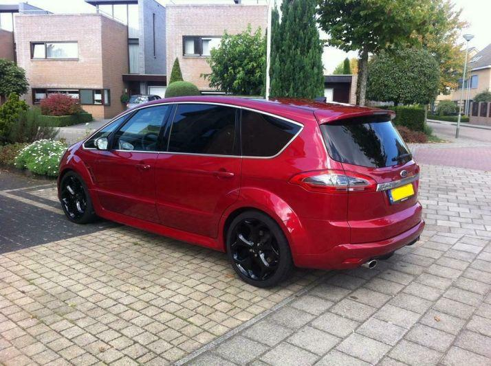 Ford S-MAX 2.0 EcoBoost 240pk S-Edition (2012)