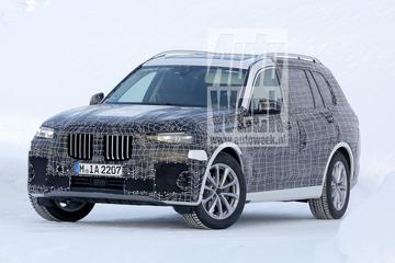BMW X7 duikt weer op