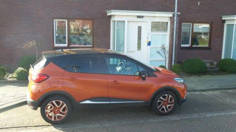 Renault Captur dCi 90 Energy Dynamique (2013)