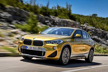 Terugblik: 'BMW X2 komt in 2017'