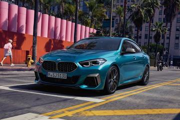 Absolute blikvanger: de BMW 2 Serie Gran Coupé