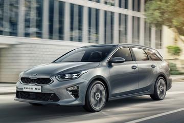 Kia Ceed Sportswagon 1.4 T-GDi DynamicPlusLine (2019)