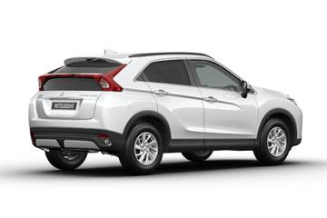 Back to Basics: Mitsubishi Eclipse Cross