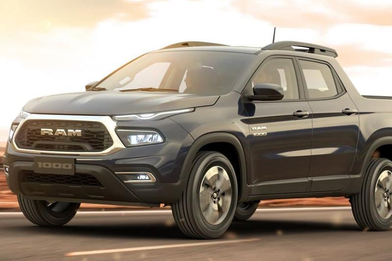 Ram 1000 facelift 2021