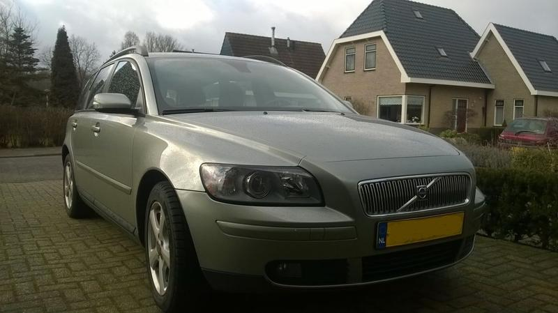 Volvo V50 2.4 Edition II (2006)