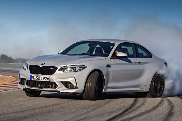 Dit kost de BMW M2 Competition