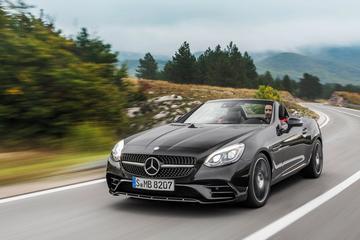Mercedes SLC-klasse krijgt prijskaartjes