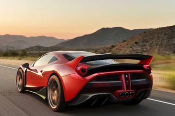 Misha Designs kleedt Ferrari 458 Italia aan