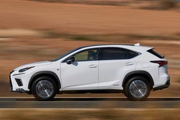 Canada 'straks' tweede geboorteland van Lexus NX