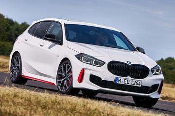 Dít is de BMW 128ti