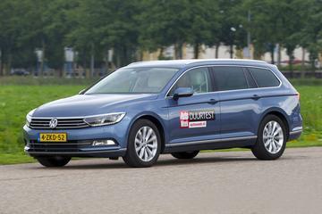 Afscheid Volkswagen Passat Variant 1.6 TDI