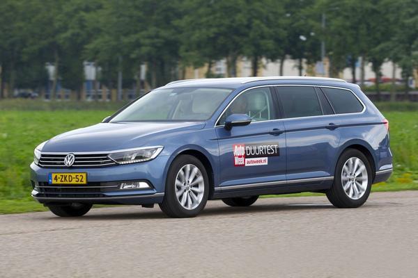 Volkswagen Passat krijgt 1.5 TSI