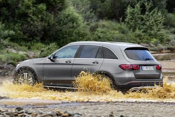 Mercedes-Benz beprijst nieuwe versies GLC