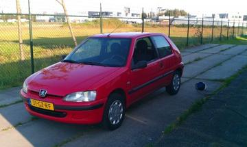 Peugeot 106 Accent 1.1 (2001)