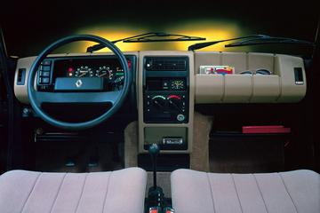 Renault 5 Automatic (1982)