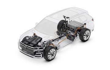 Doorzaag-zaterdag: Volkswagen T-Prime Concept GTE
