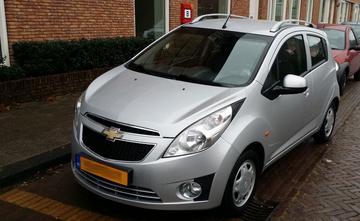 Chevrolet Spark 1.0 LS BiFuel (2011)