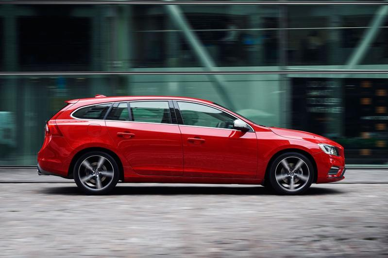 Volvo introduceert V60 Business Sport
