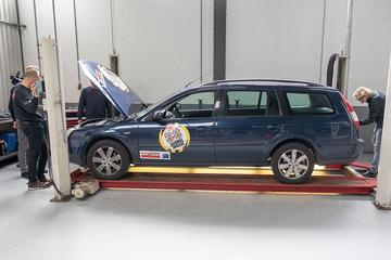 Barrelbrigade 2020 - Ford Mondeo - Klokje Rond-keuring