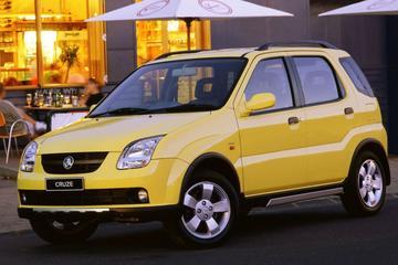 De Tweeling: Suzuki Ignis – Holden Cruze